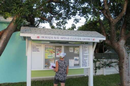 Islamorada with arts and culture district