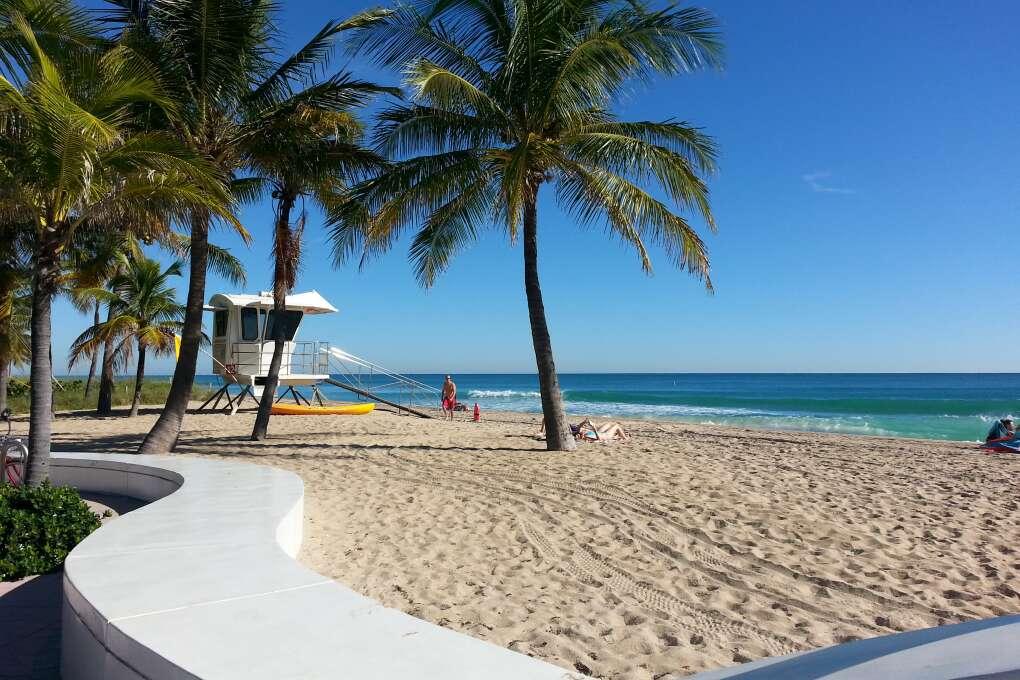 weekend in Fort Lauderdale