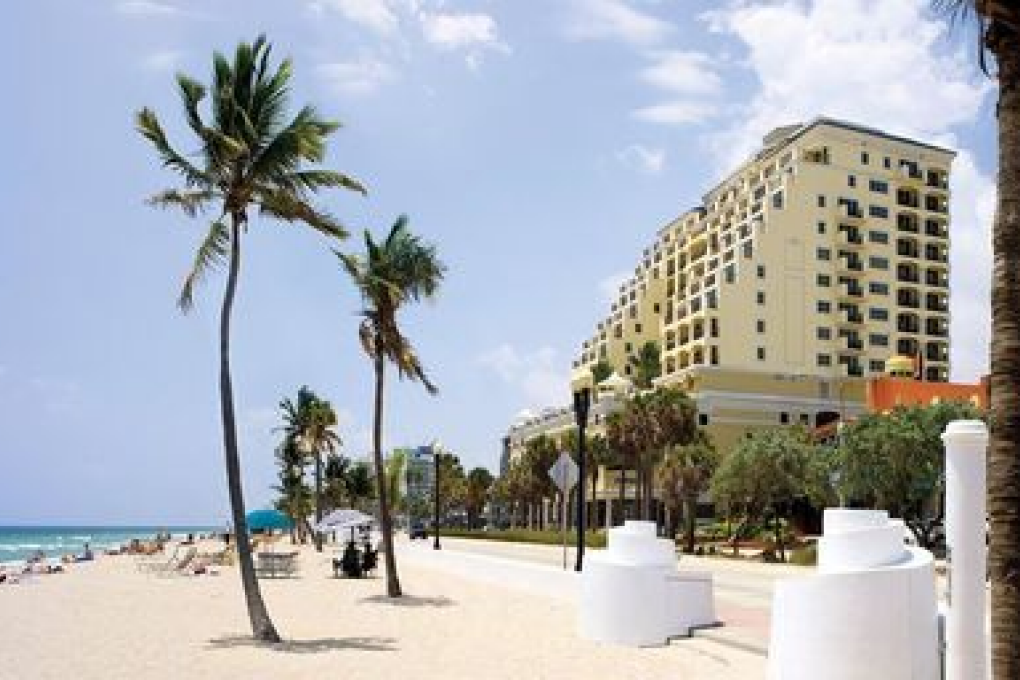 The Atlantic Hotel & Spa Exterior