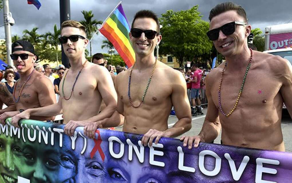 Both Fort Lauderdale and neighboring Wilton Manors have openly gay mayors.