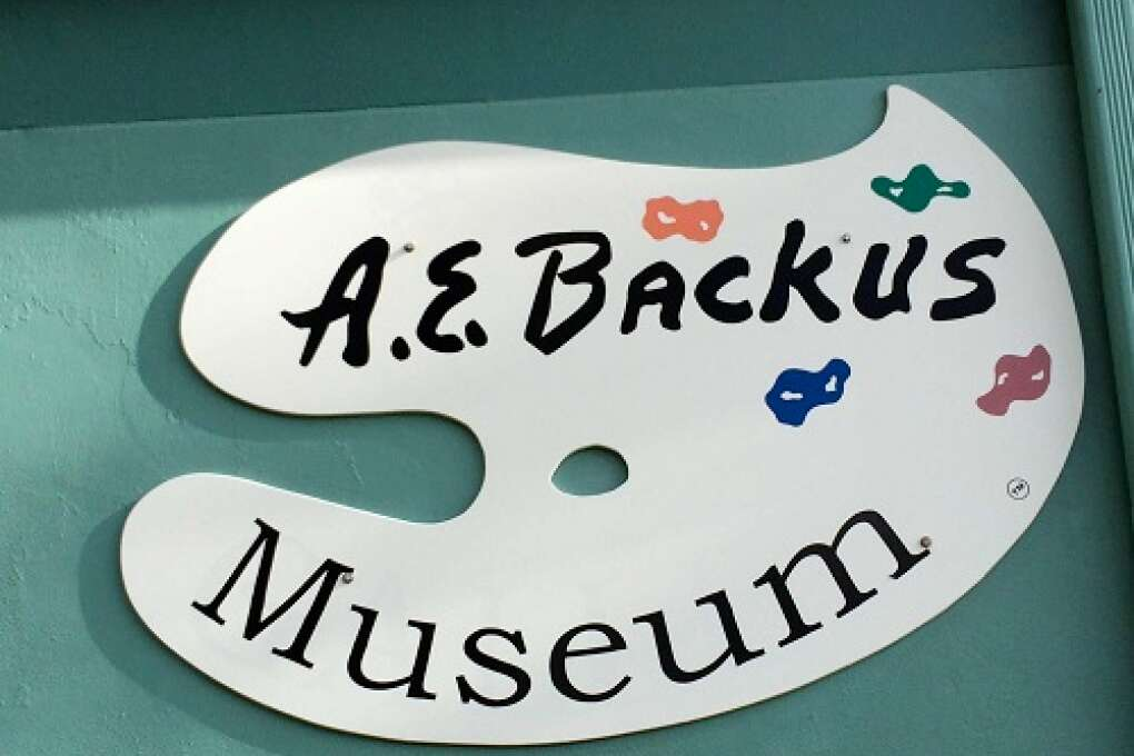 The A.E. Backus Museum in Fort Pierce houses the largest collection of the famed artist's work.