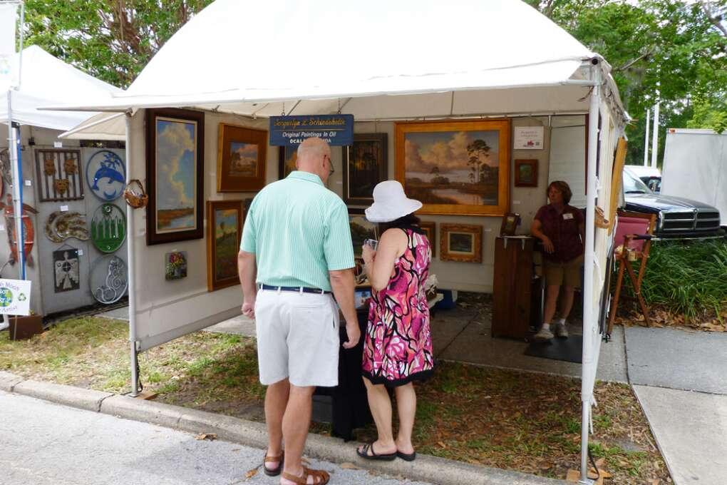 Santa Fe Spring Art Gainesville festival