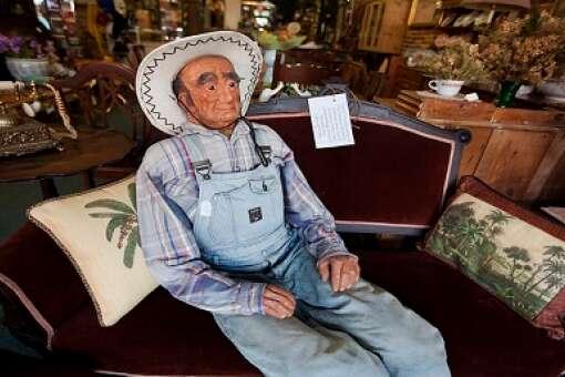 antiques in havana florida county