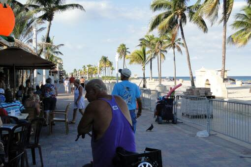 The Hollywood Beach Broadwalk will be sizzling with everything Hispanic during the Latin Festival.