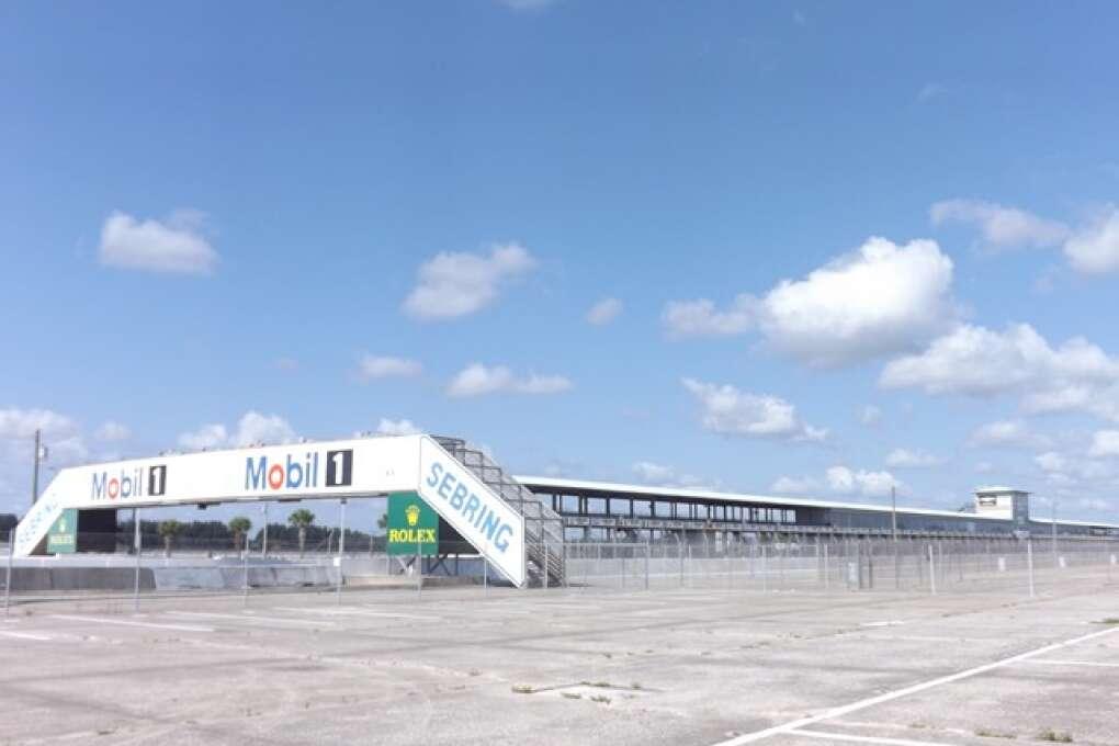 racetrack in Florida