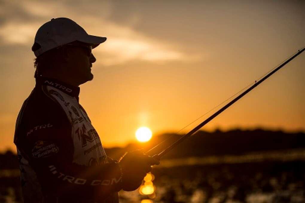 trophy fishing in lake placid