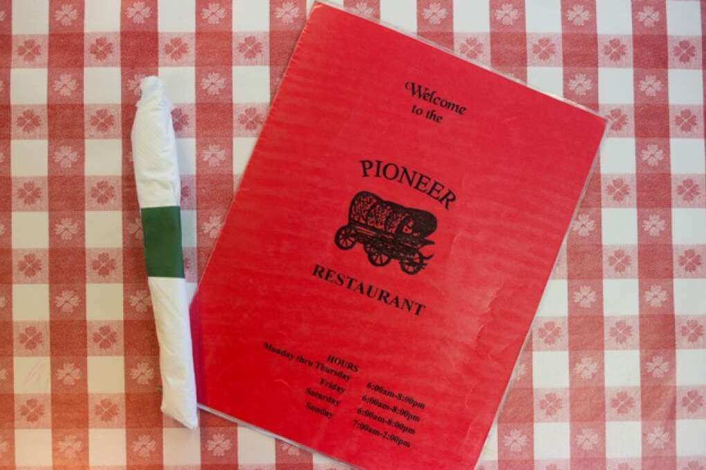 Pioneer Restaurant in Zolfo Springs, Florida on March 2, 2015. VISIT FLORIDA/Scott Audette