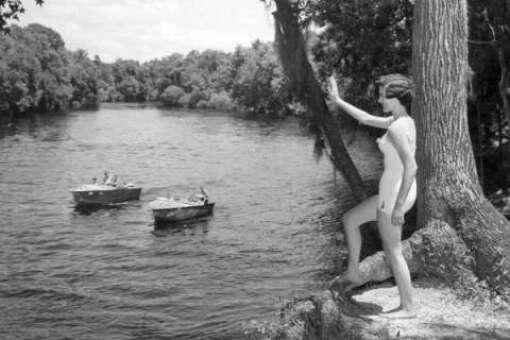 the Suwannee River in 1948