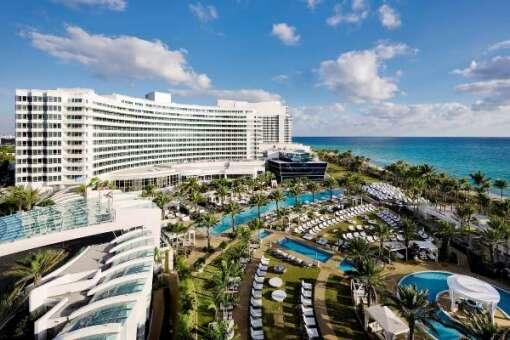 celebrities in Miami hot spots