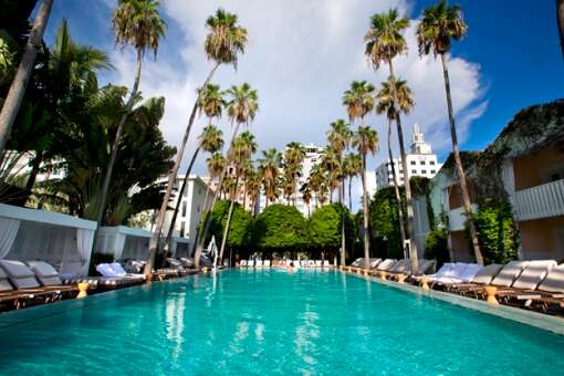 places to see celebrities in Miami