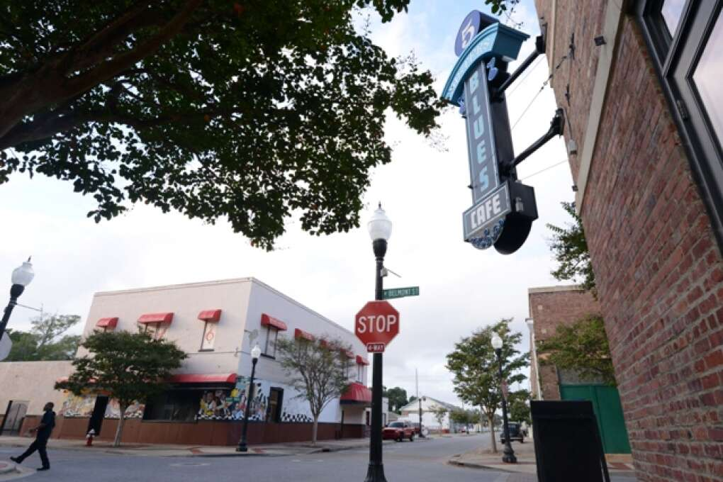 Historic Belmont DeVilliers neighborhood is an area at the heart of Pensacola's African American history