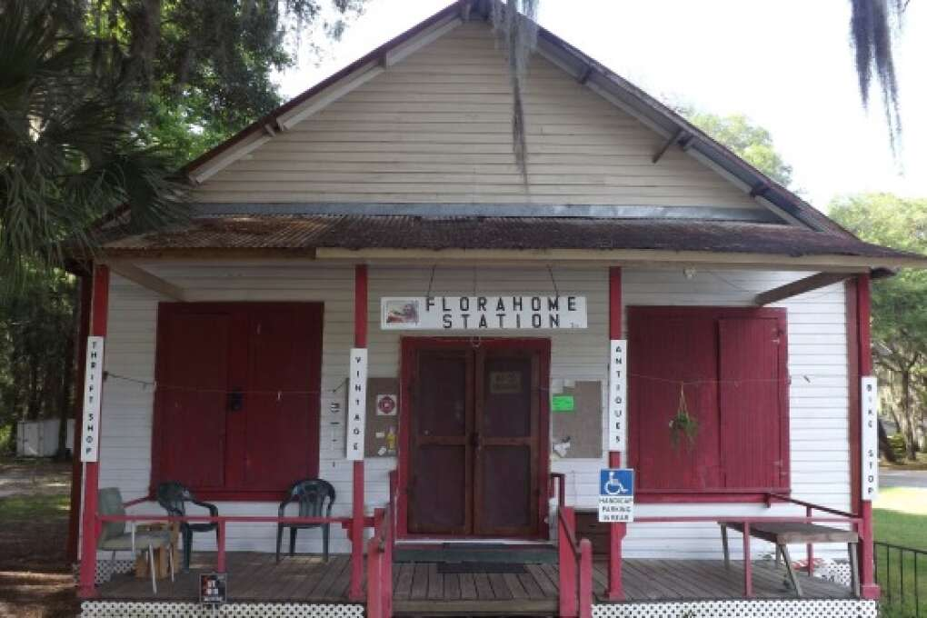 The florahome station