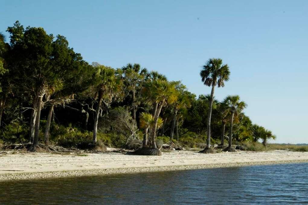 see st. george island