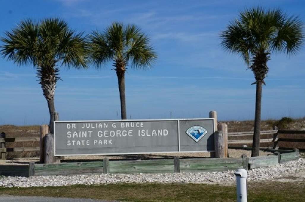 st george island things to do