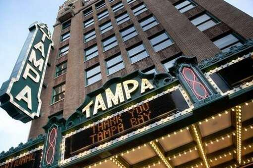 fun things to do in Tampa - Tampa Theatre
