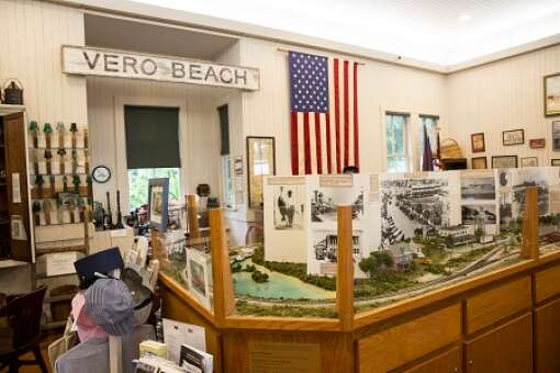 Vero Beach train station