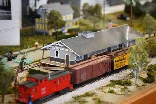 Vero Beach old train