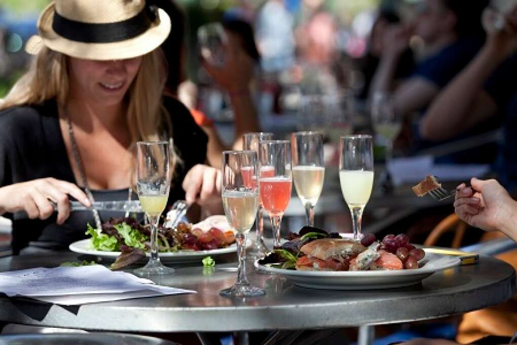 Winter Park's wide variety of restaurants means there is something for everyone.