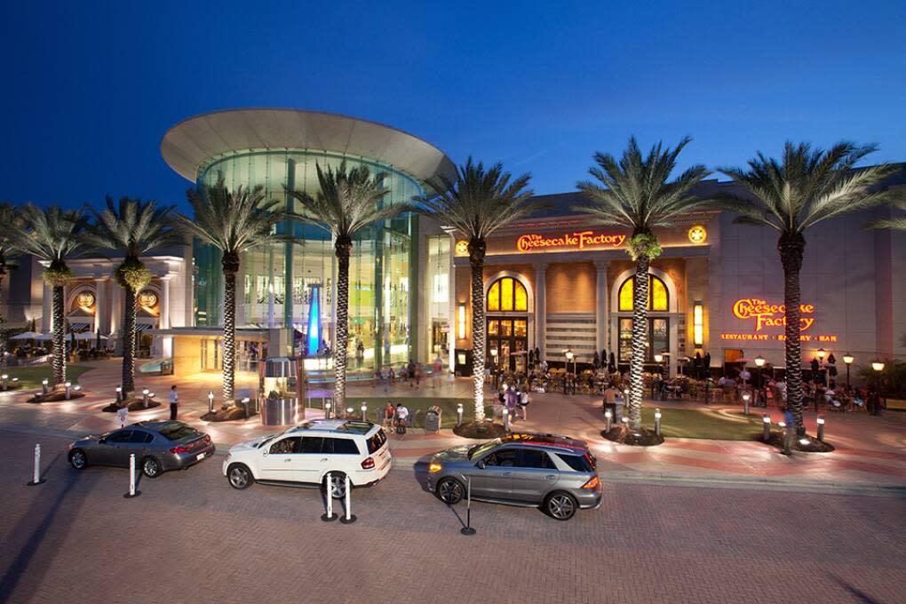 Millenia Mall in Orlando, FL