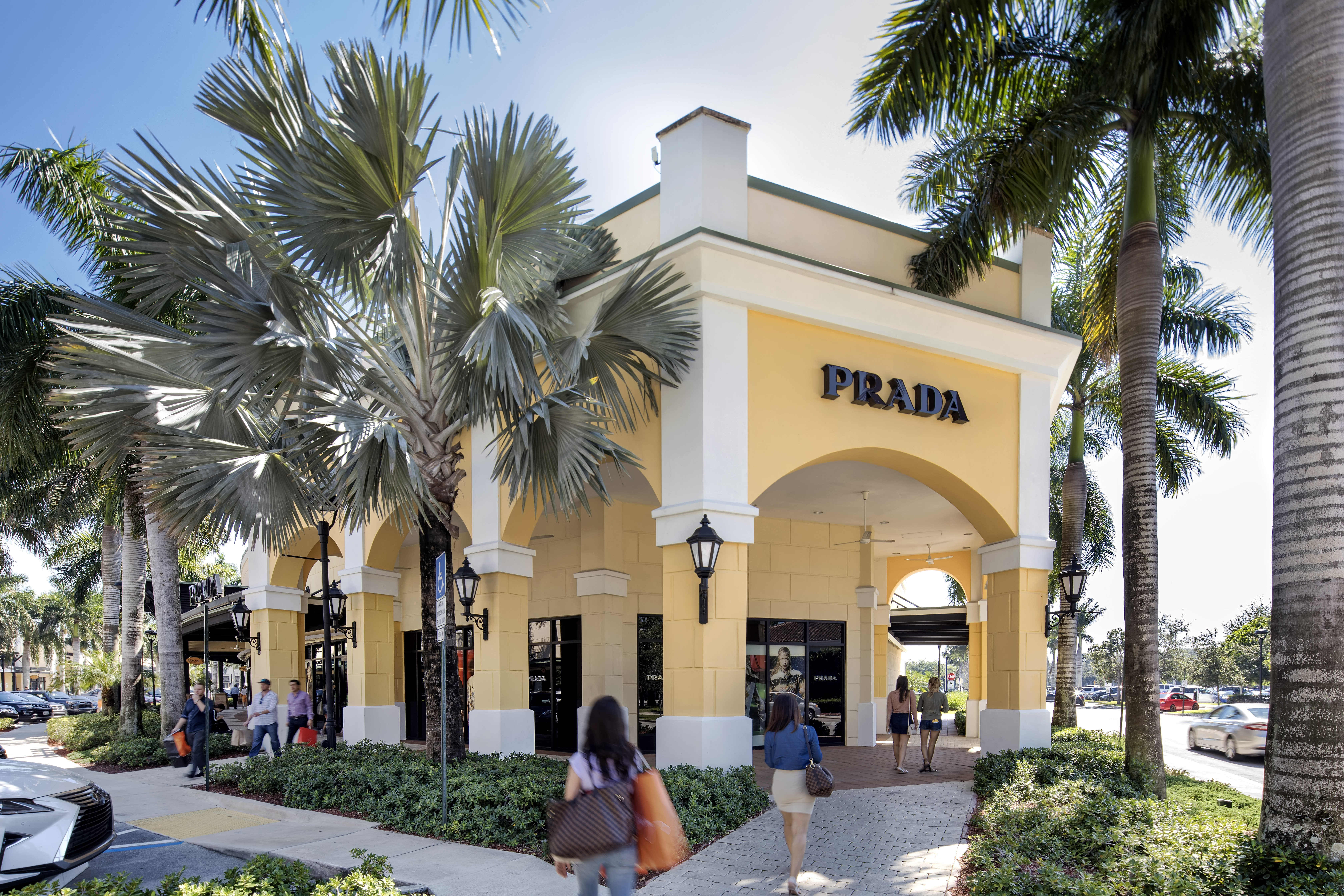 Sawgrass Mills & Colonnade Outlets in Sunrise, FL