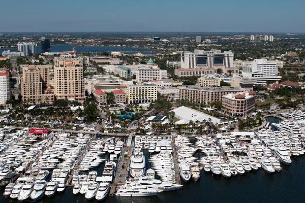 If you want a boat, need a boat or you like to fantasize about boats,  the Palm Beach International Boat Show is for you.