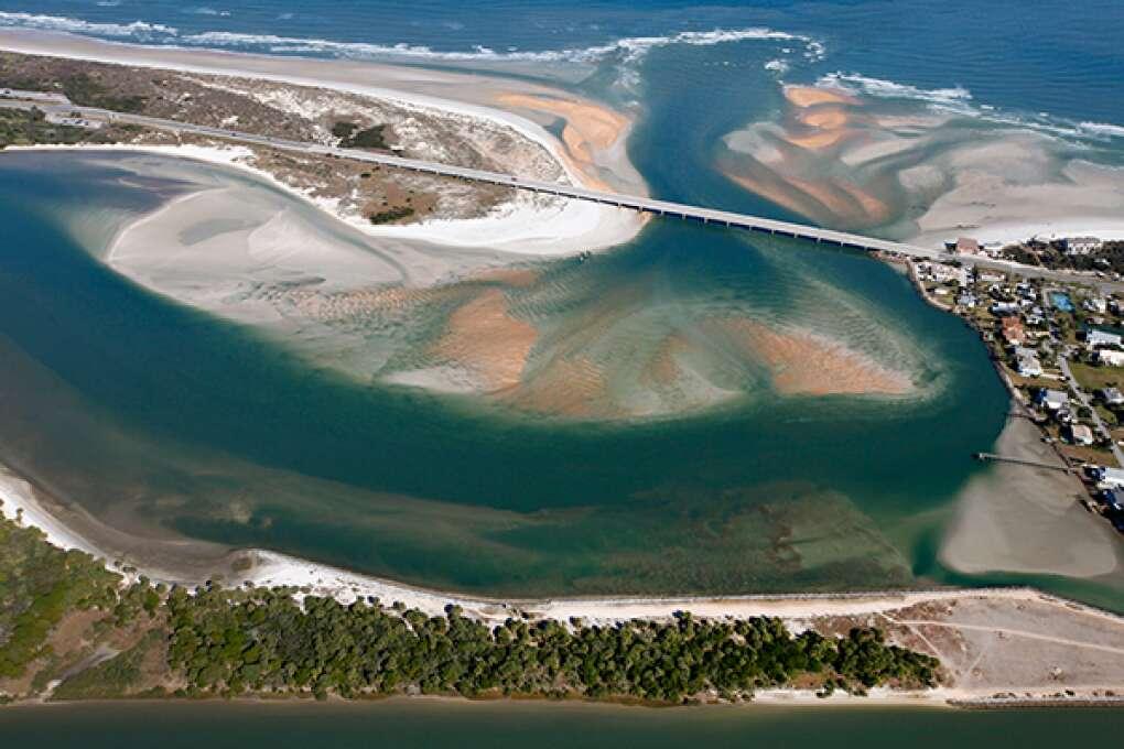 Florida Inlets - Matanzas Inlet