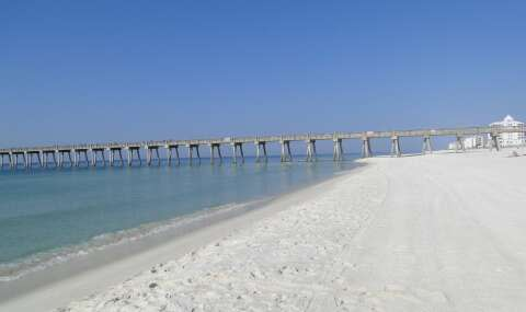 Get up close and personal with the songs you love on beautiful Pensacola Beach.