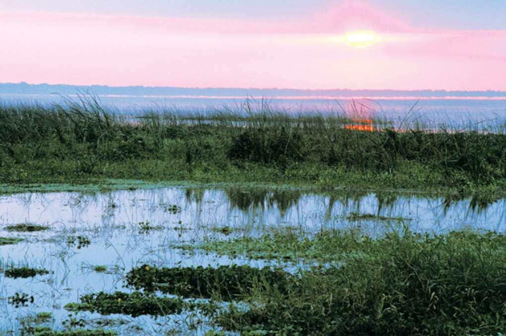 bass fishing lakes in Florida