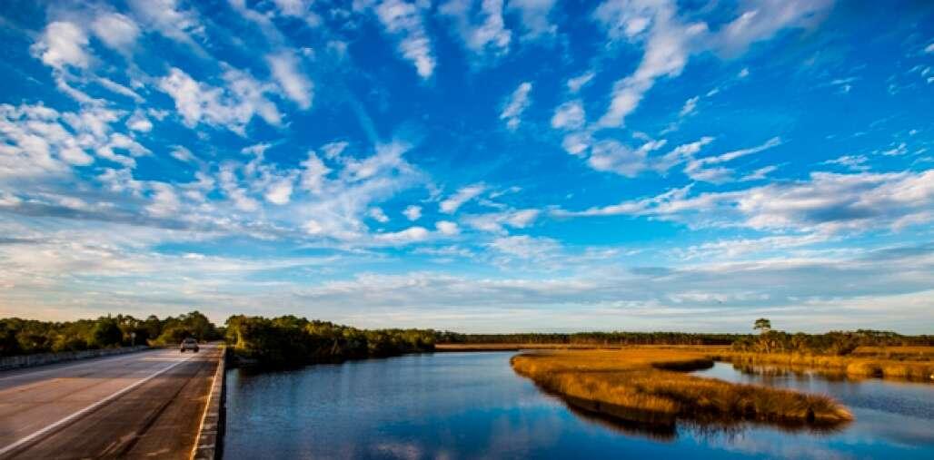 Big Bend Florida Scenic Highway