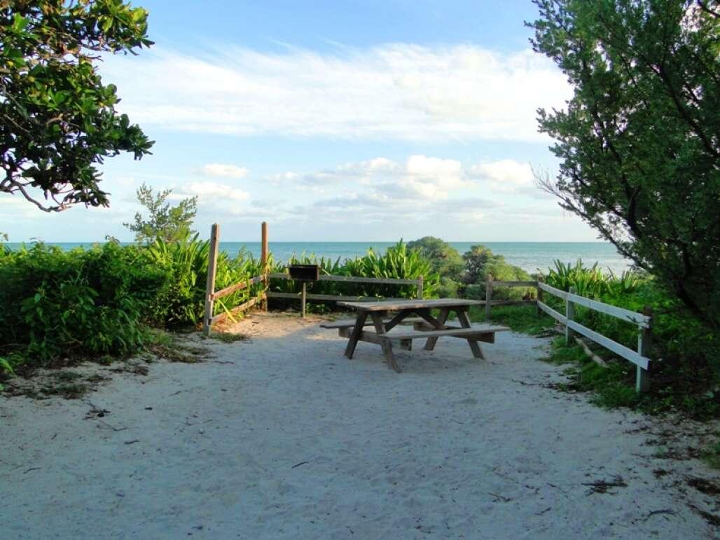 Winter Activities in Florida - Bahia Honda State Park
