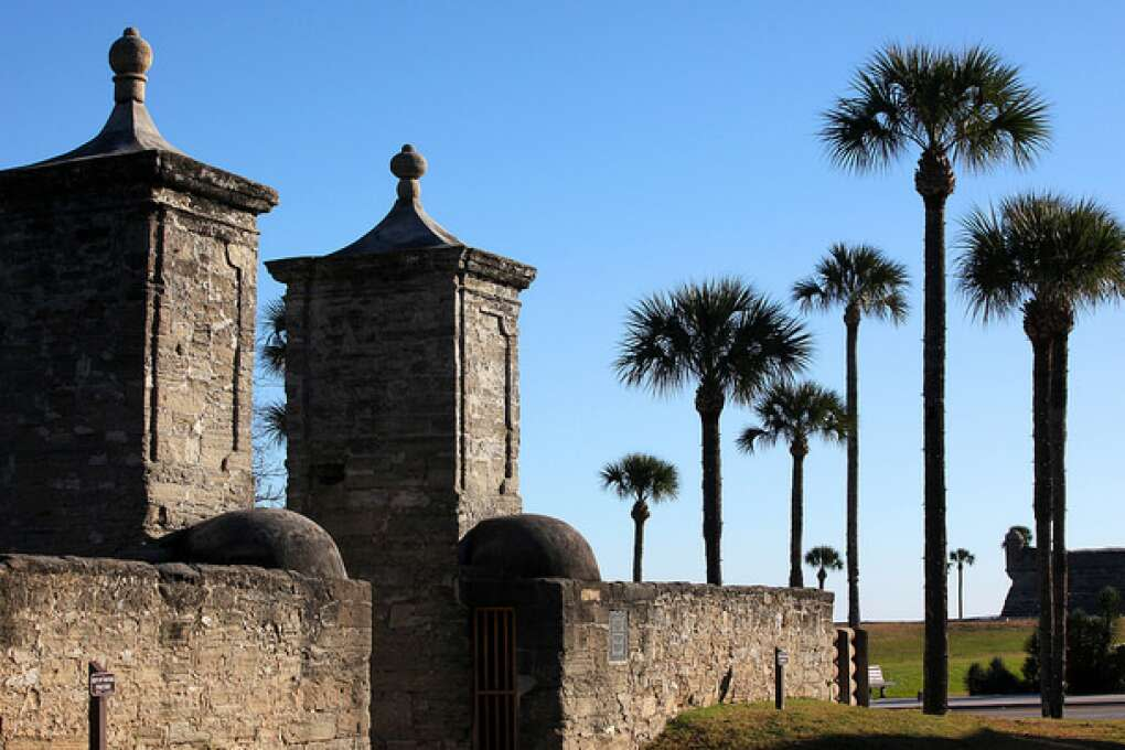 must do in Florida - St. Augustine fort