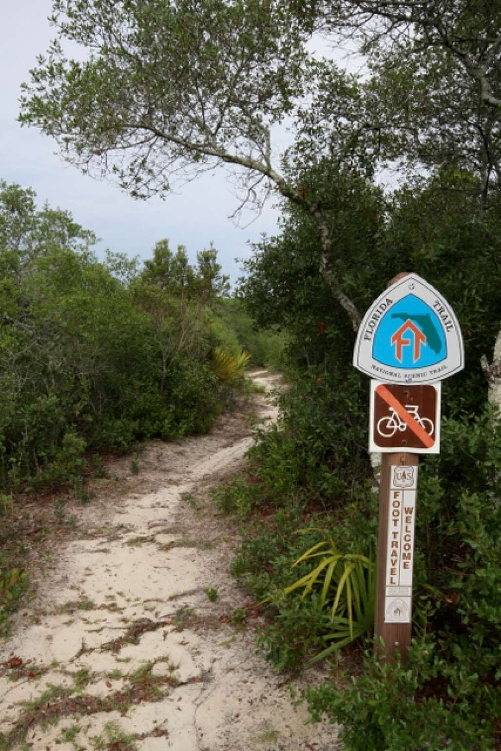 hiking trails in florida