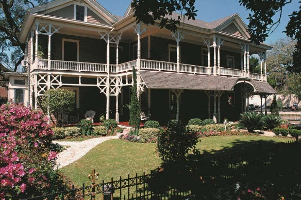 In Amelia Island, Duval County, the Williams House, now a bed and breakfast, was a safe house on the Underground Railroad. Its secret room still exists.