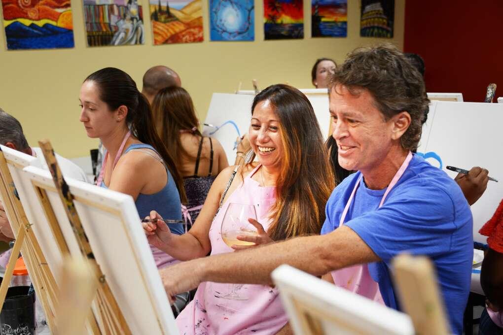 Fort Lauderdale painting classes