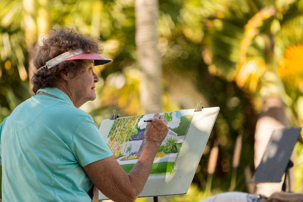 Artistic activities to do in Naples Florida
