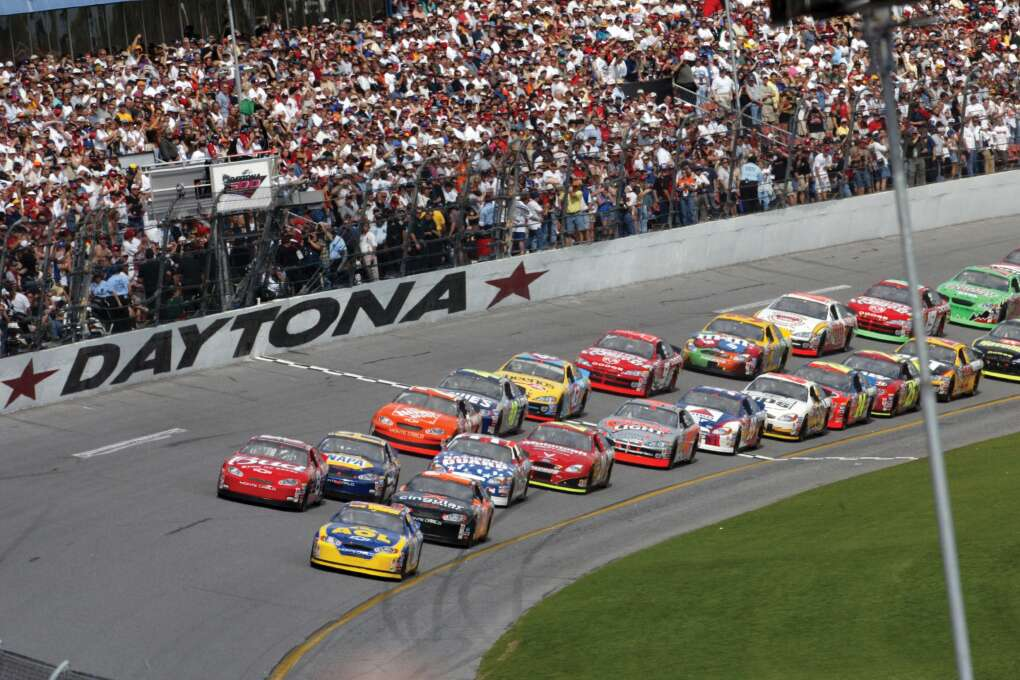 Indulge your need for speed at the Daytona 500 and other NASCAR events at Daytona International Speedway.
