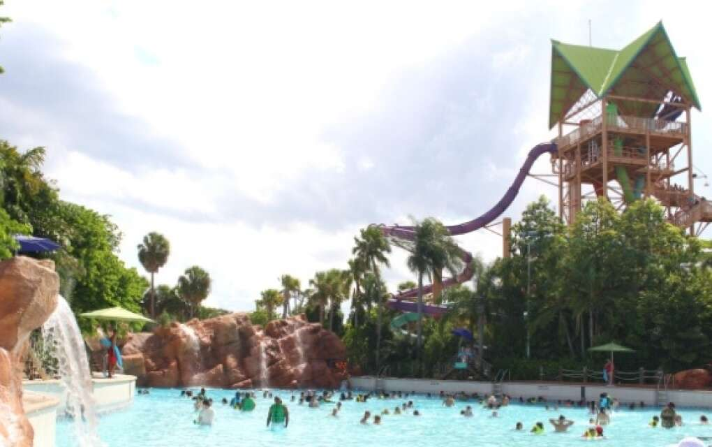 Does your family dream of swimming with the fishes? SeaWorld Orlando's Aquatica Water Park offers a unique blend of animal encounters and water rides for everyone in the family.