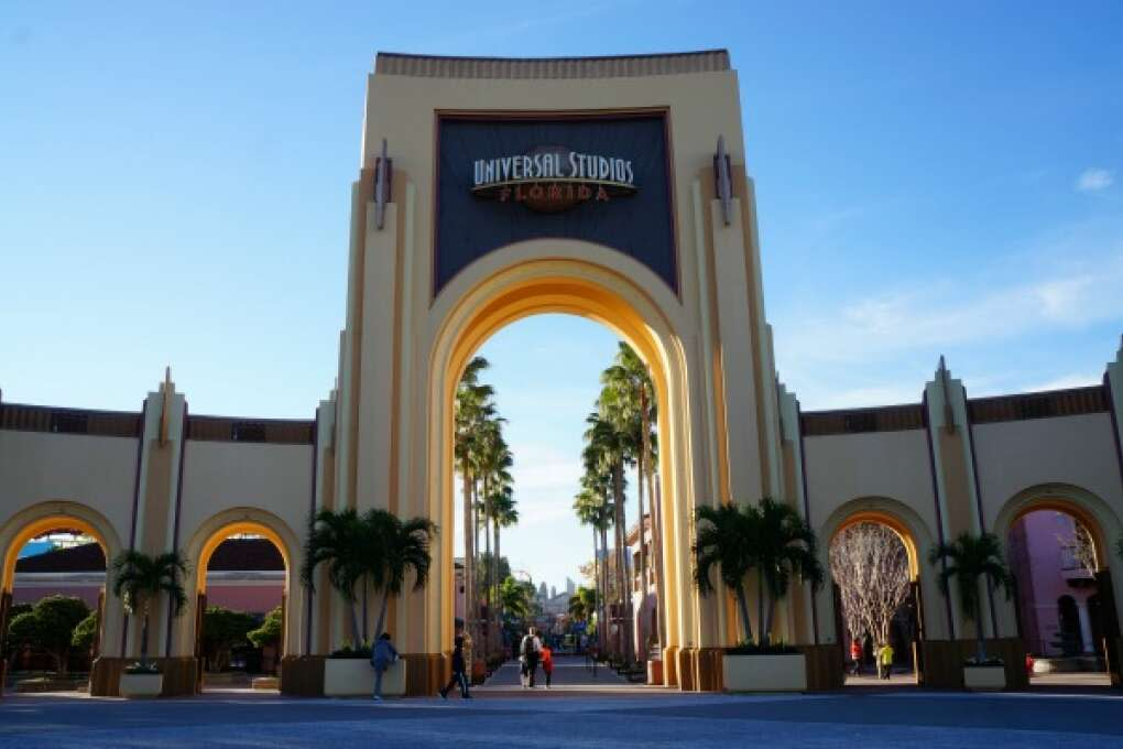 Theme park guide to Universal Orlando Studios