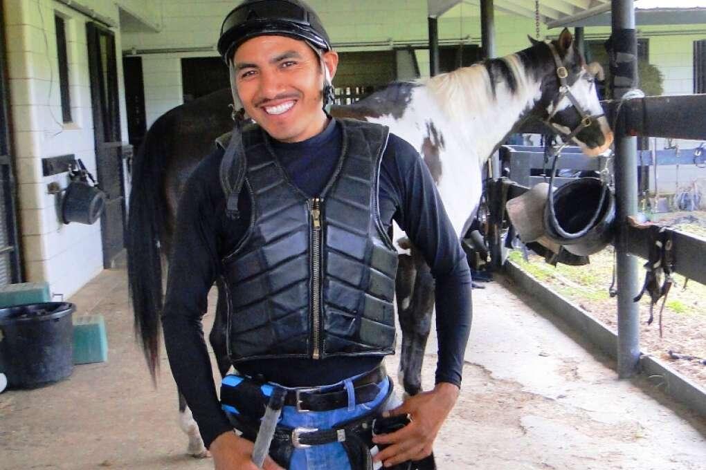 Horse Trainer at Ocala Horse Farm