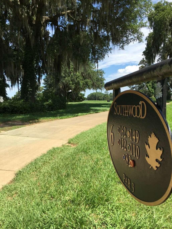 southwood golf club in north florida