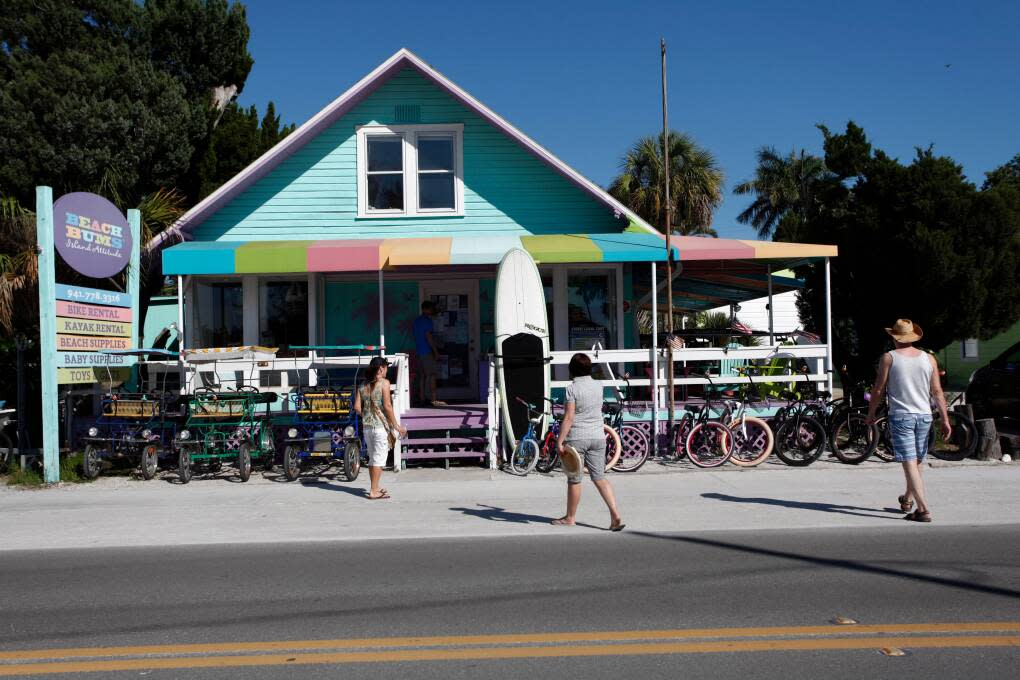 best places to bike in florida