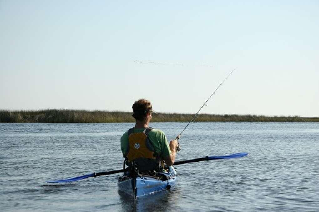 Coastal Kayaking and Paddleboard