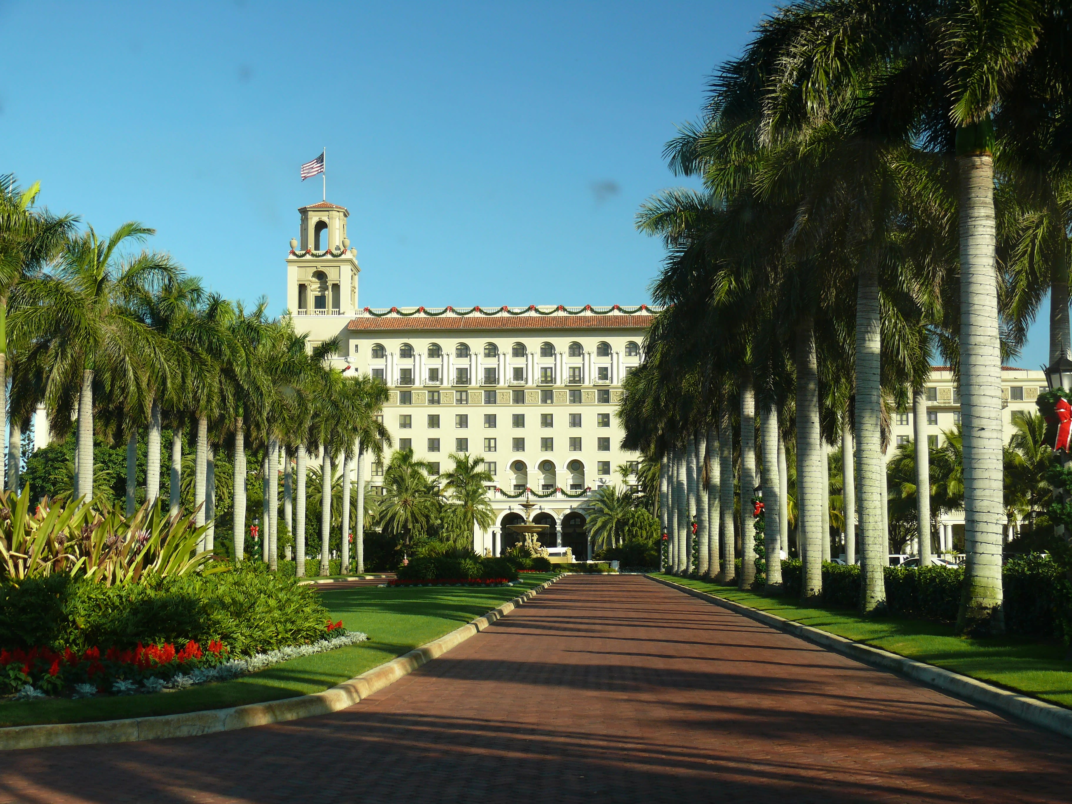 The Breakers in Palm Beach stands as an icon of the rich and famous.