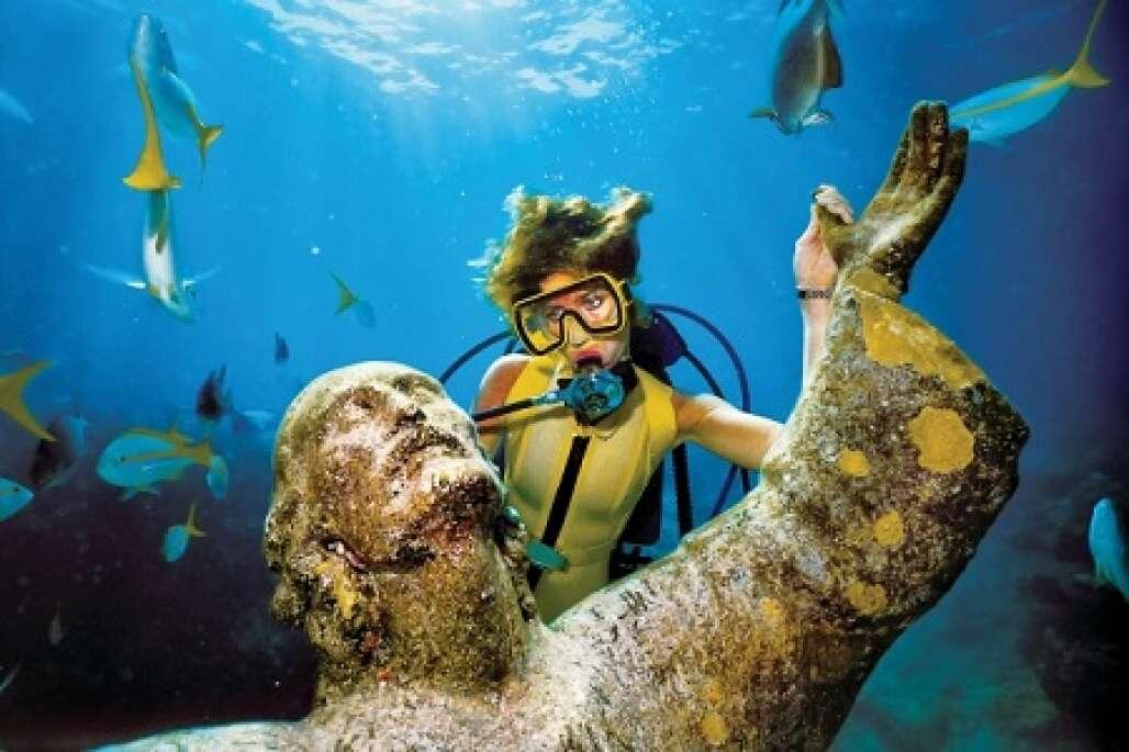 snorkeling in coral reef state park