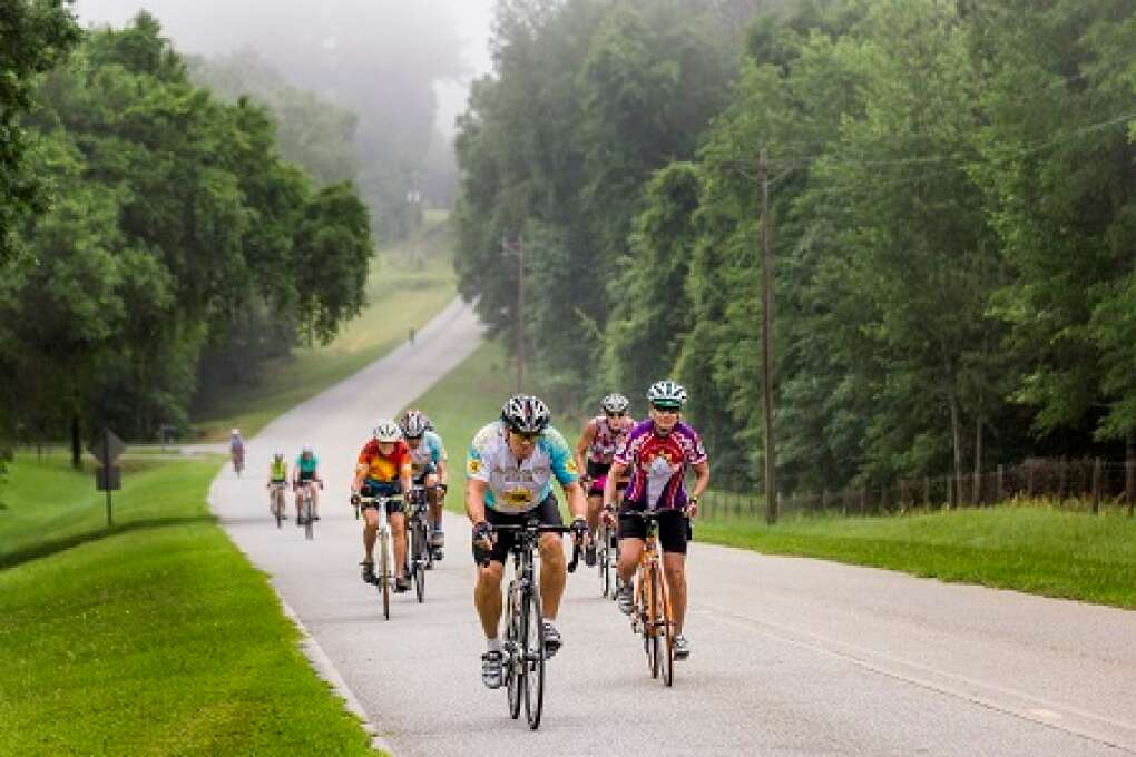 Southern Tier bike route
