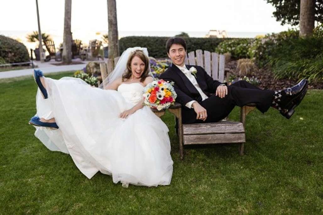 Amelia Island wedding photo