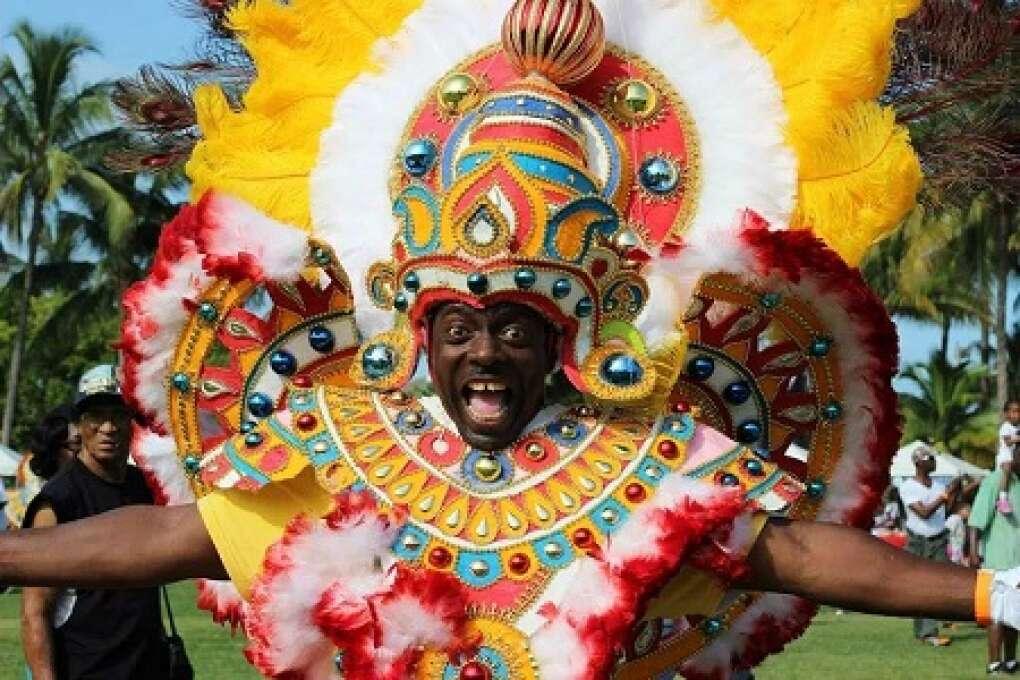 Bahamian culture at Goombay Festival