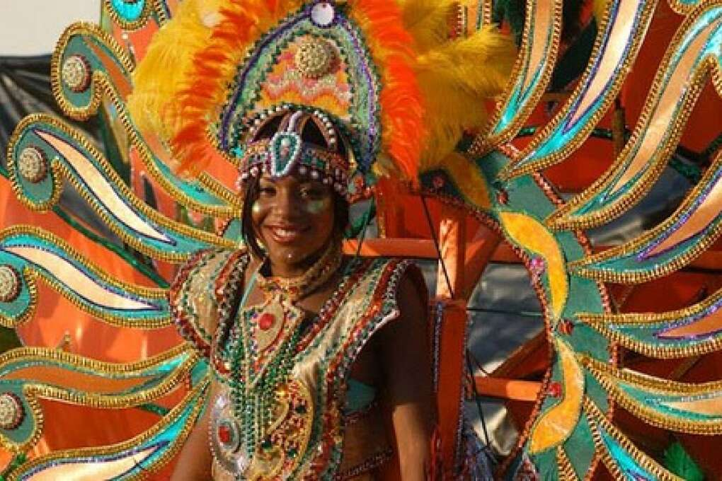 Bahamian American Festival in Coconut Groove