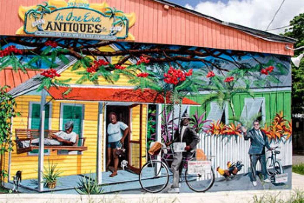 Conch Town in Florida - Key West