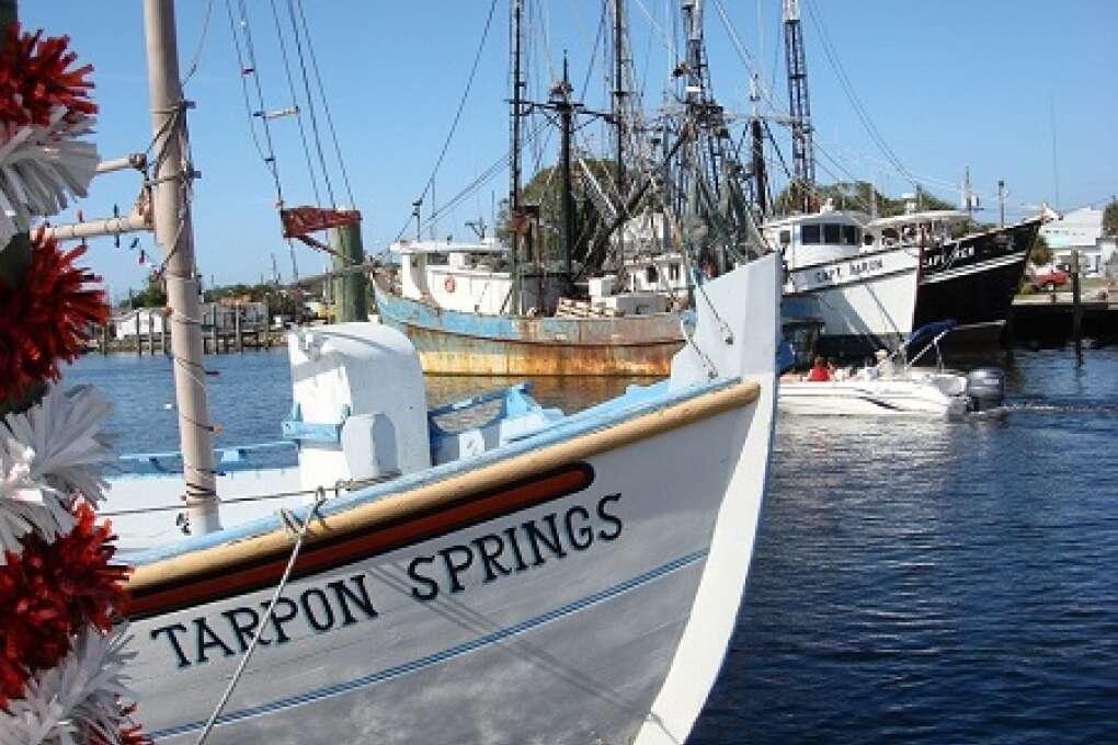 Bahamian History in Tarpon Springs Florida